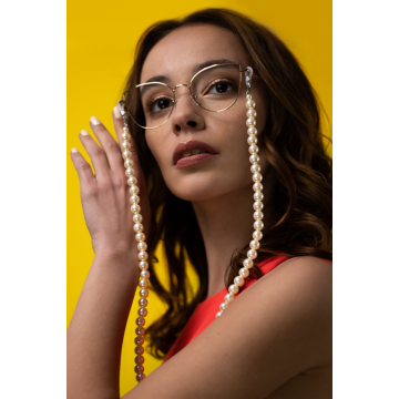 Łańcuszek do okularów Christy