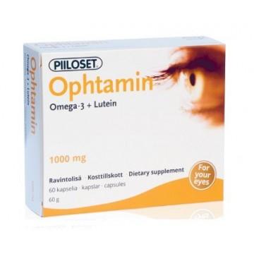 Ophtamin Omega-3 + Luteina
