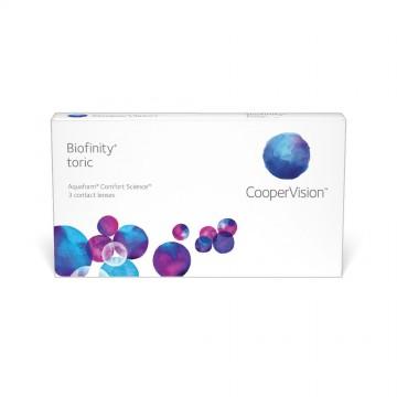 Biofinity® XR Toric (3 szt.)