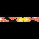 Opaska neoprenowa - Hibiscus