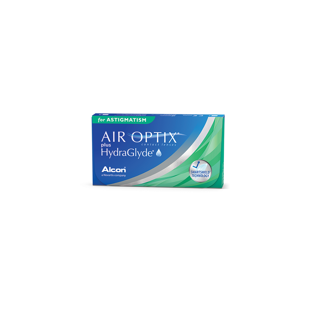 AirOptix HG for Astigmatism
