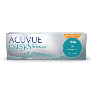 OASYS® 1-DAY For Astigmatism