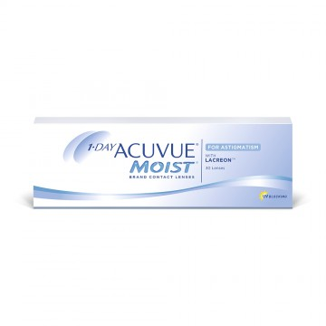 1-Day Acuvue® MOIST for...
