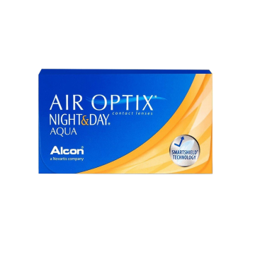 Air Optix® Night&Day® Aqua