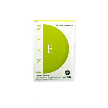 WOHLK Enzyme - tabletki...
