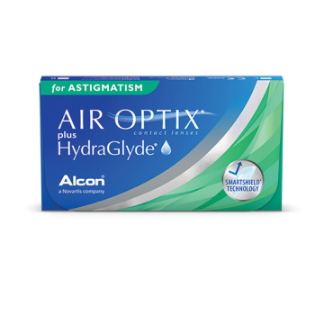 Air Optix® HG Astigmatism
