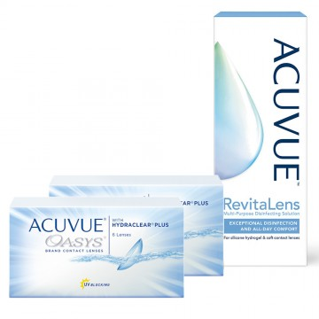 Acuvue® Oasys x2 +...